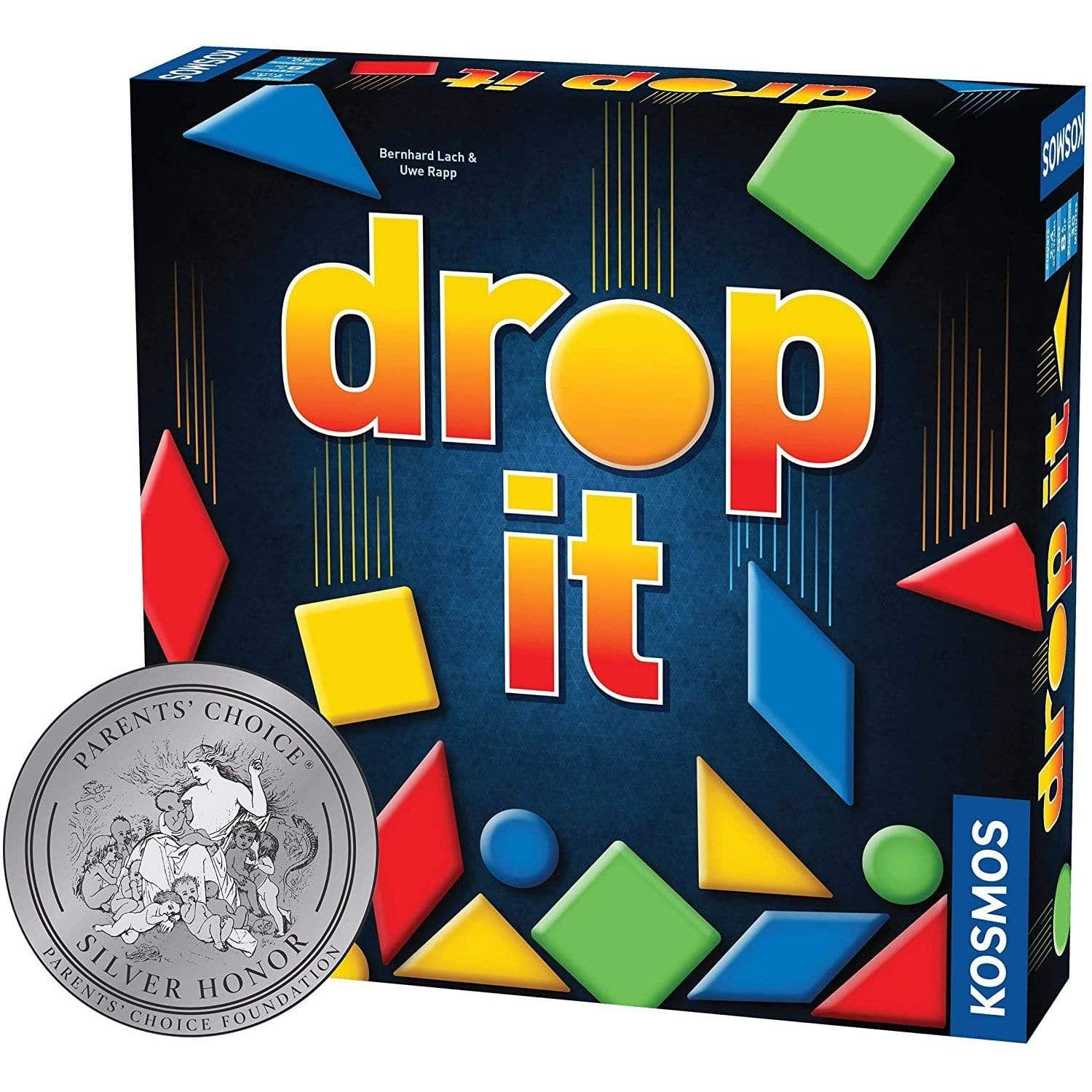 Drop It Thames & Kosmos Board Games