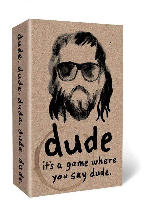 Dude North Star Games Board Games