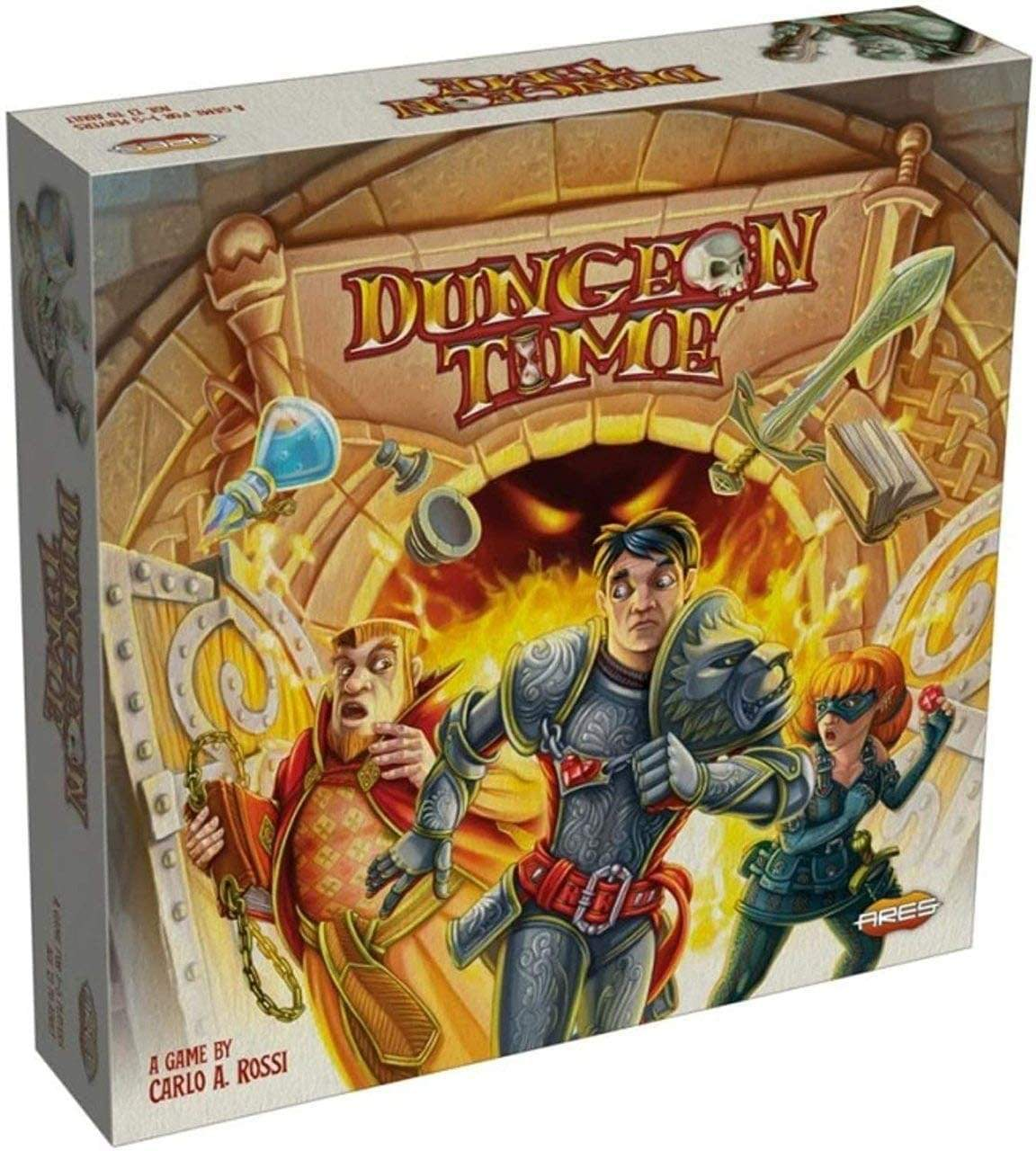 Dungeon Time Alliance Games Board Games