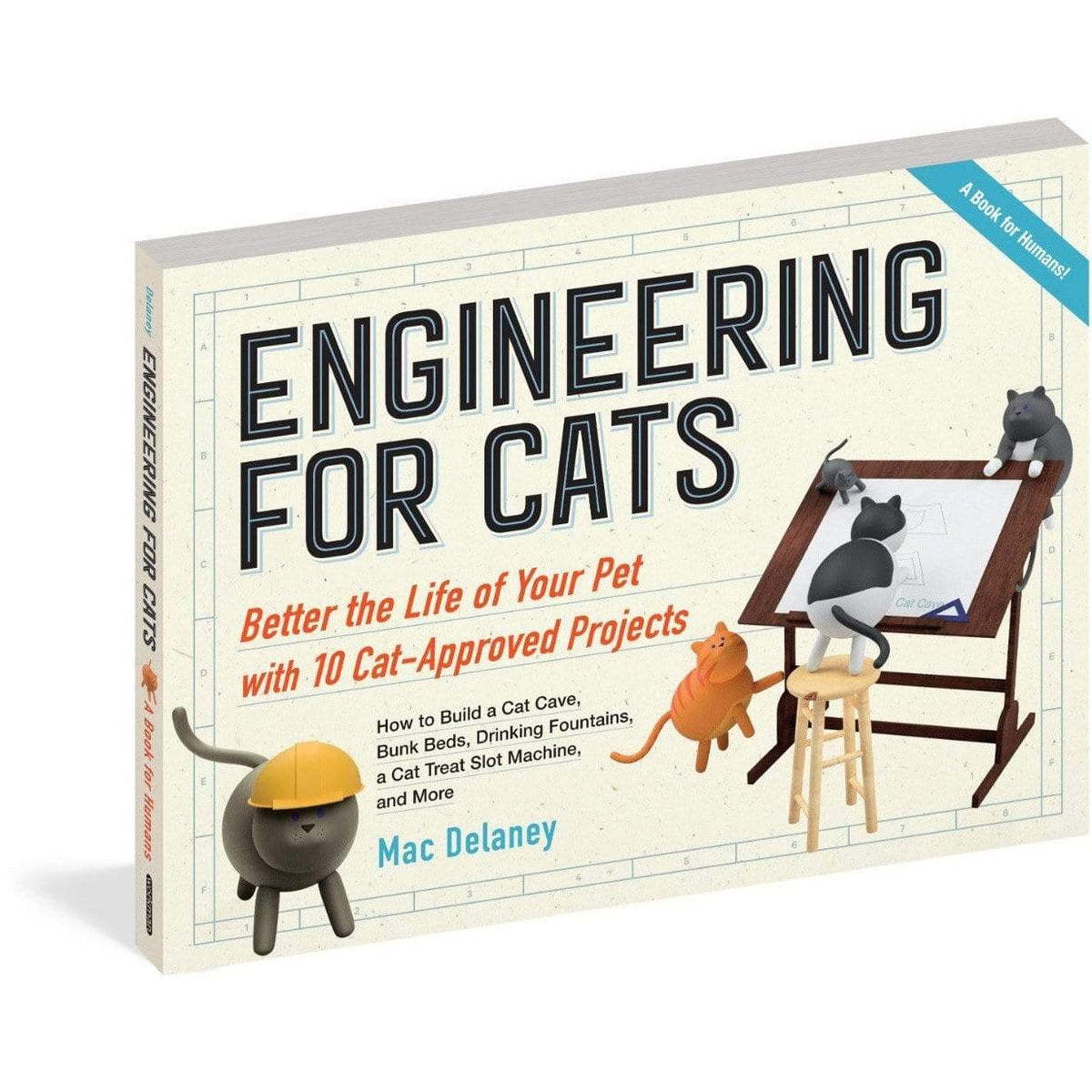 Engineering for Cats Workman Publishing Co. Books