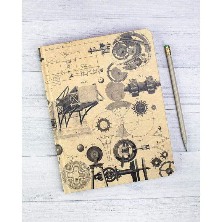 Engineering Notebook hardcover Cognitive Surplus Paper Products