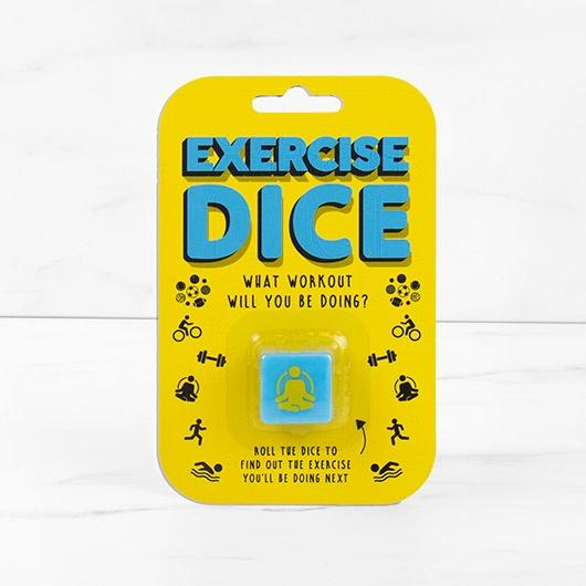 Exercise Dice Gift Republic Puzzles/Playthings