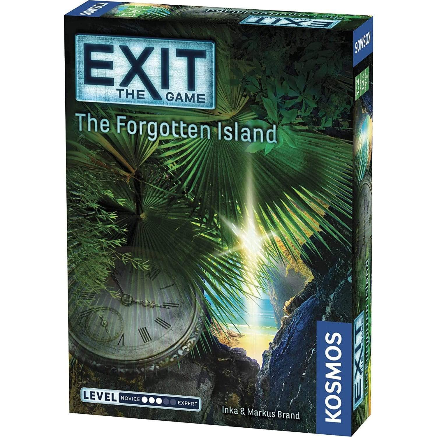 Exit: The Forgotten Island Thames & Kosmos Board Games