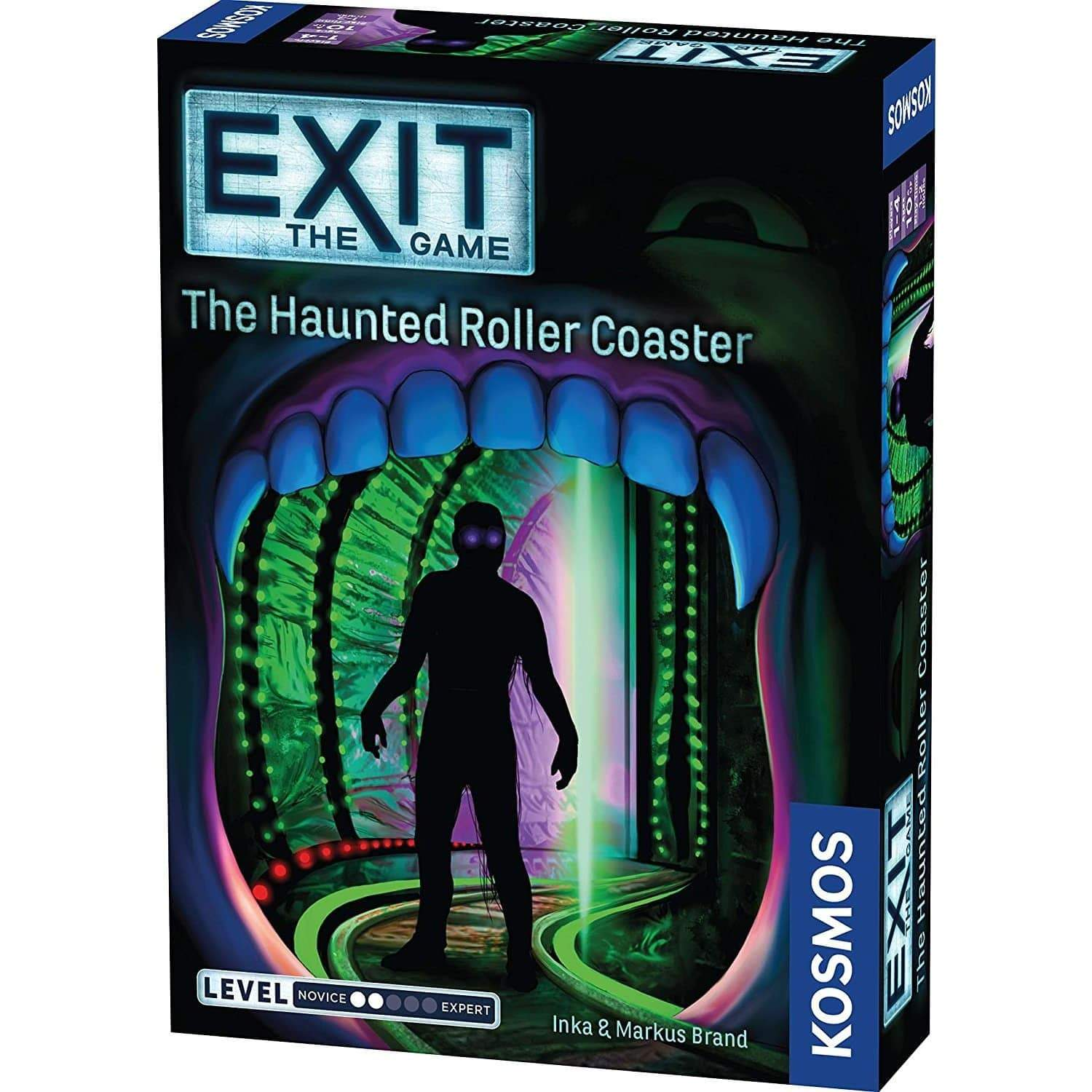 Exit: The Haunted Roller Coaster Thames & Kosmos Board Games