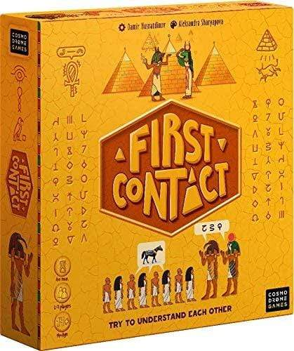 First Contact Alliance Games Board Games