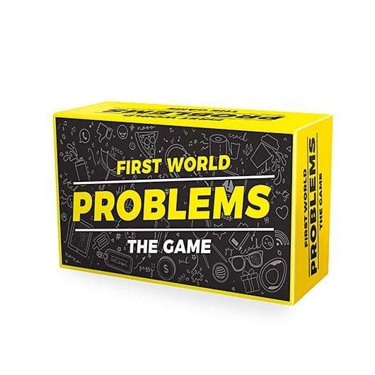 First World Problems Gift Republic Board Games