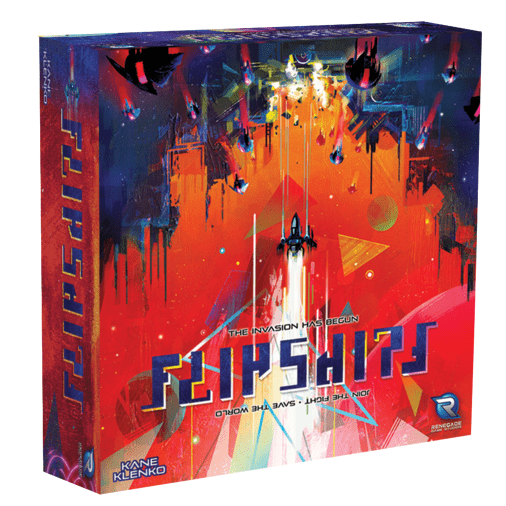 Flip Ships ACD Distribution Board Games