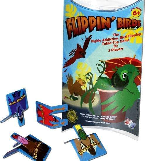 Flippin' Birds game Channel Craft Puzzles/Playthings
