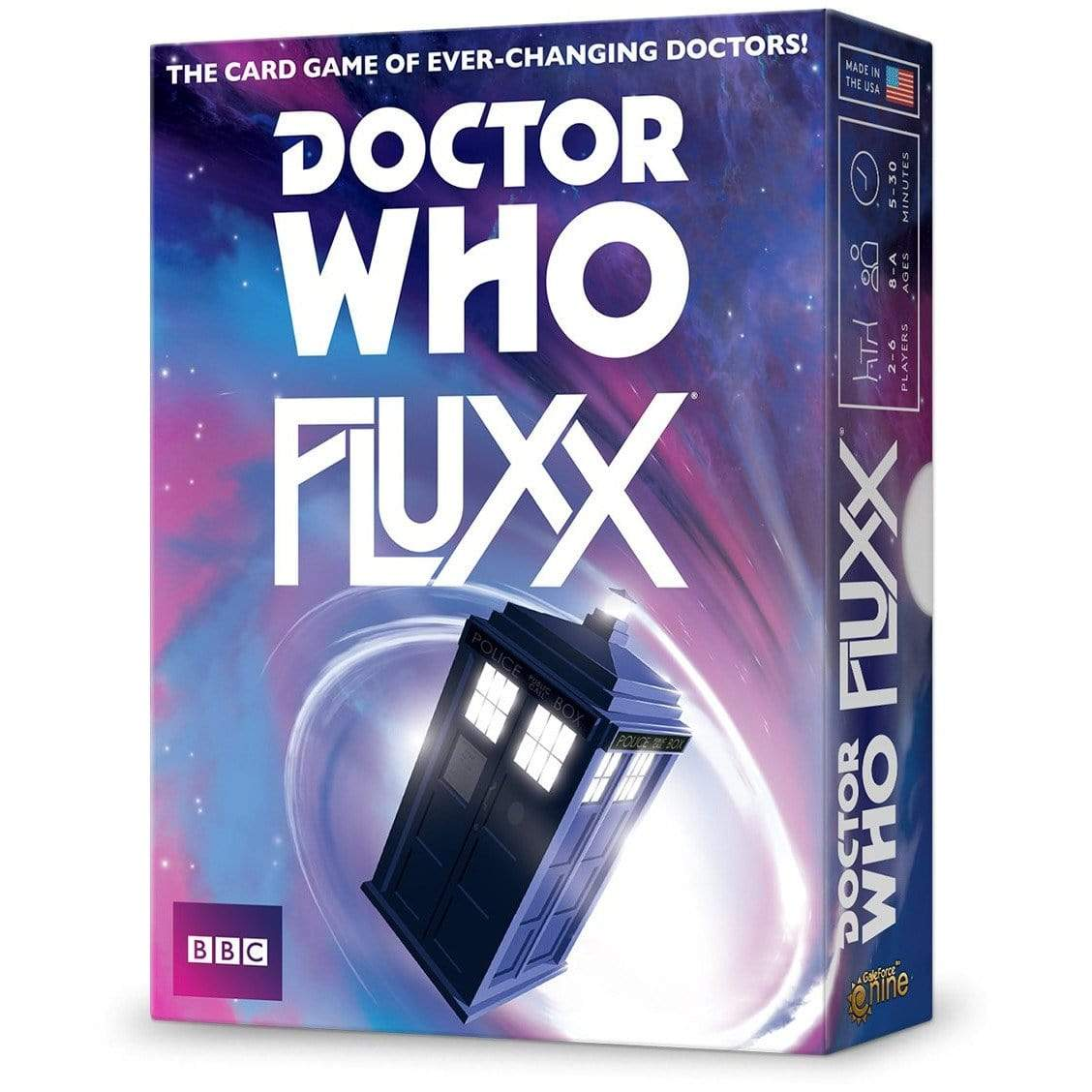 Fluxx: Doctor Who Looney Labs Board Games