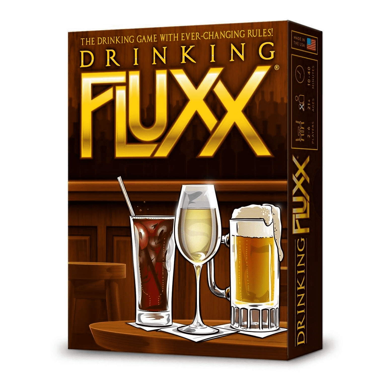 Fluxx: Drinking Looney Labs Board Games