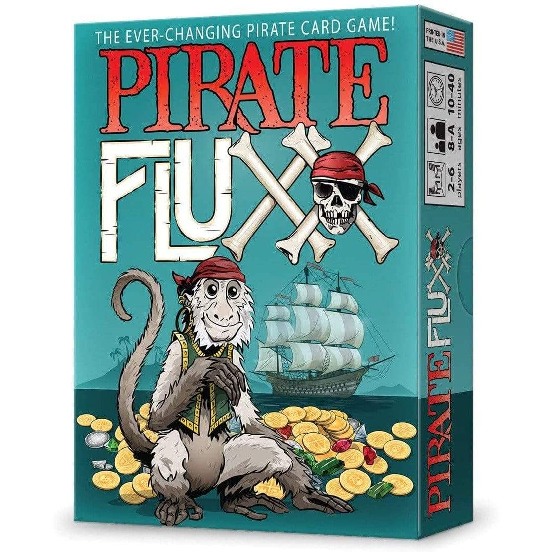 Fluxx: Pirate Looney Labs Board Games