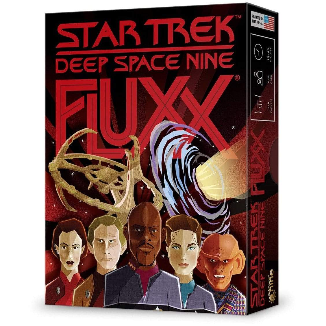 Fluxx: Star Trek Deep Space Nine Looney Labs Board Games