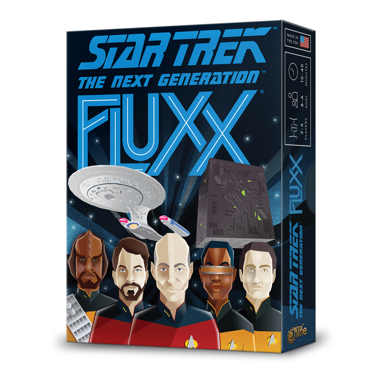 Fluxx: Star Trek The Next Generation Looney Labs Board Games