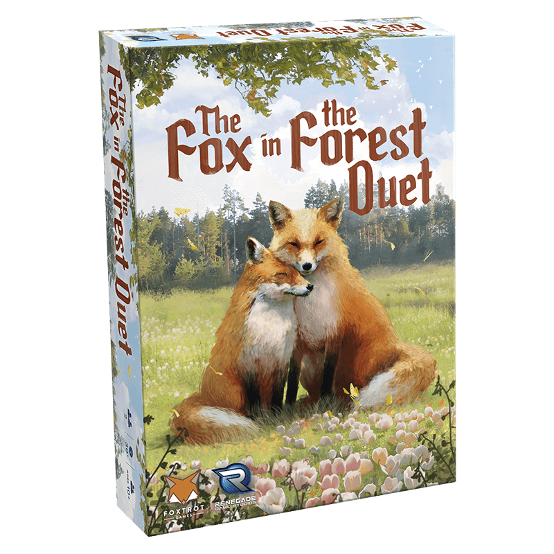 Fox In The Forest Duet Renegade Games Board Games