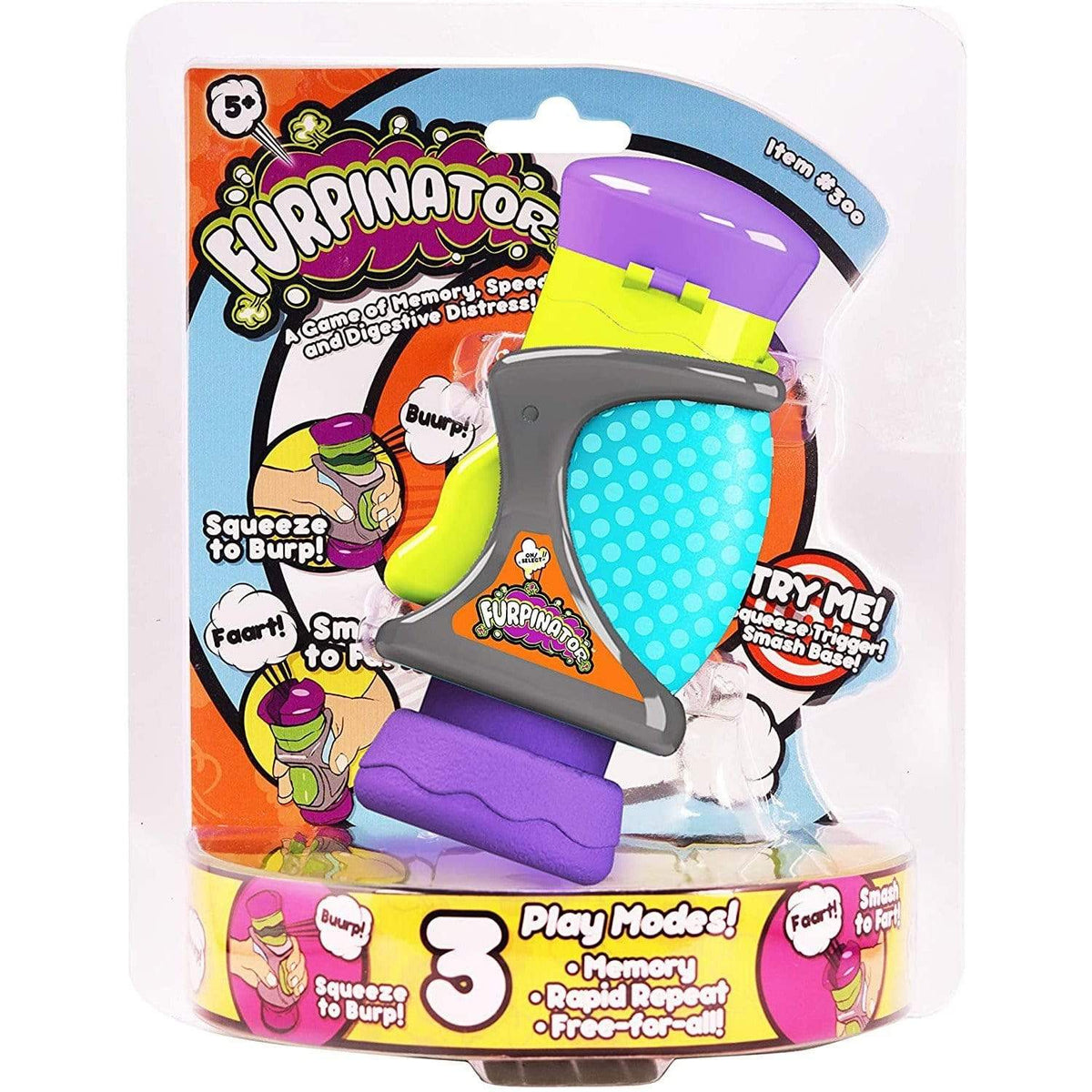 Furpinator Super Impulse Puzzles/Playthings