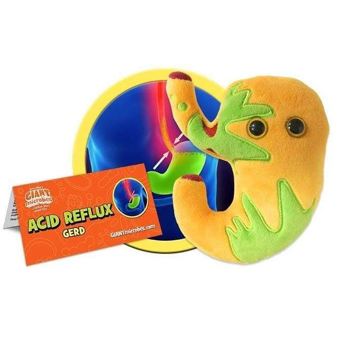 Giantmicrobes: Acid Reflux Giantmicrobes Plush