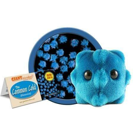 Giantmicrobes: Common Cold Giantmicrobes Plush