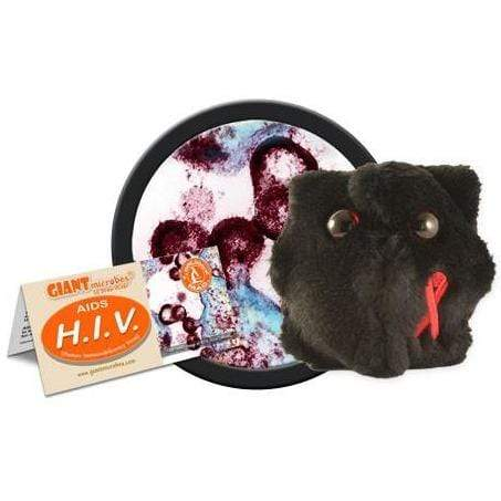 Giantmicrobes: HIV Giantmicrobes Plush