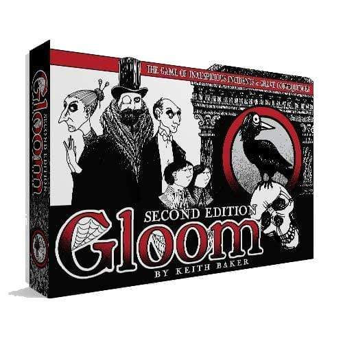 Gloom: 2nd Edition Alliance Games Board Games