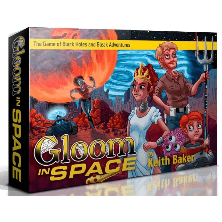 Gloom In Space Atlas Games Board Games
