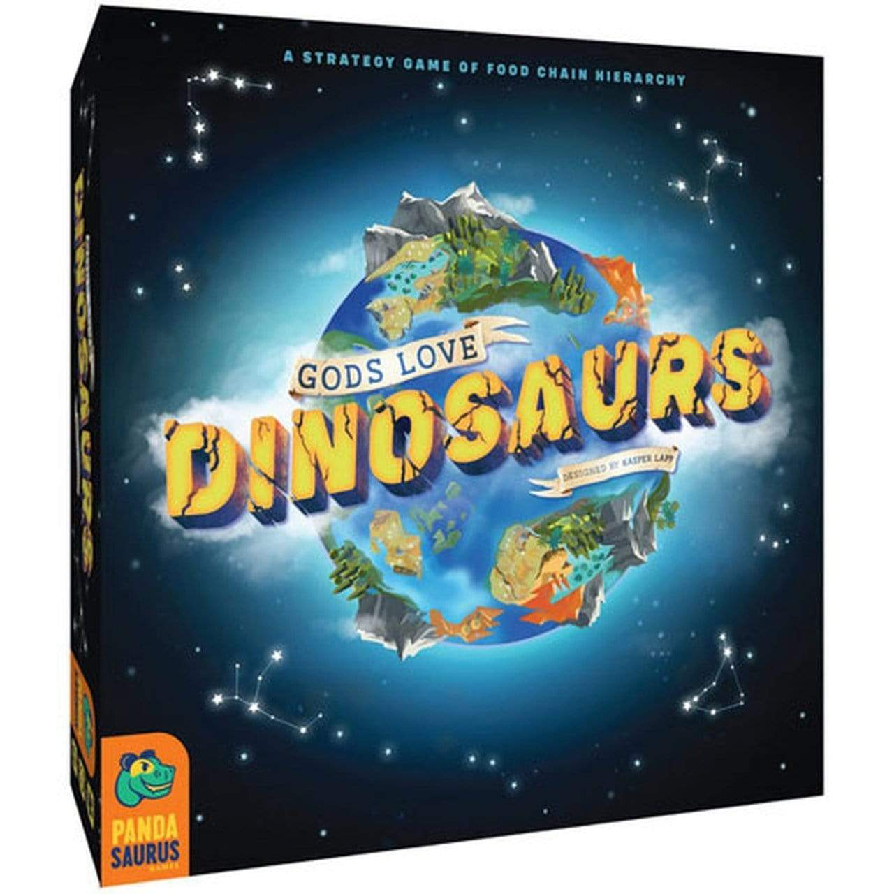 Gods Love Dinosaurs Alliance Games Board Games