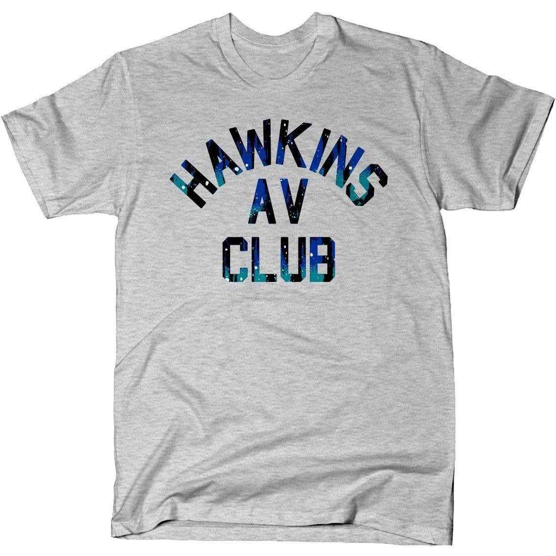 Hawkins AV Club shirt Snorgtees Clothing/Accessories