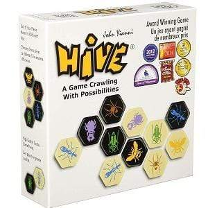 Hive Alliance Games Board Games