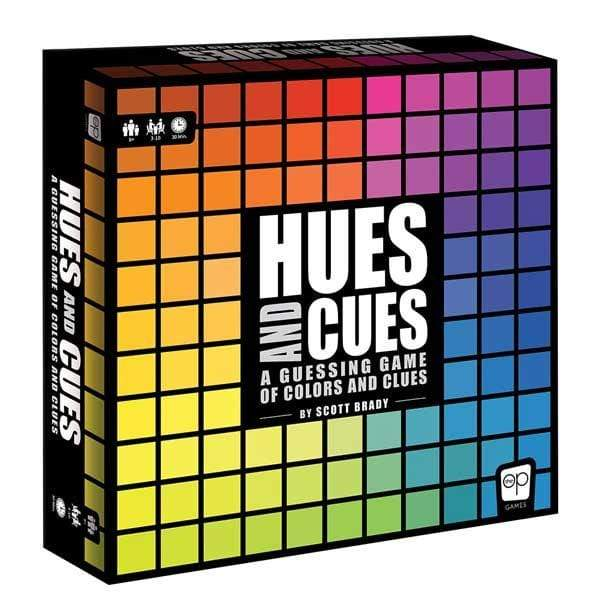 Hues and Cues Alliance Games Board Games