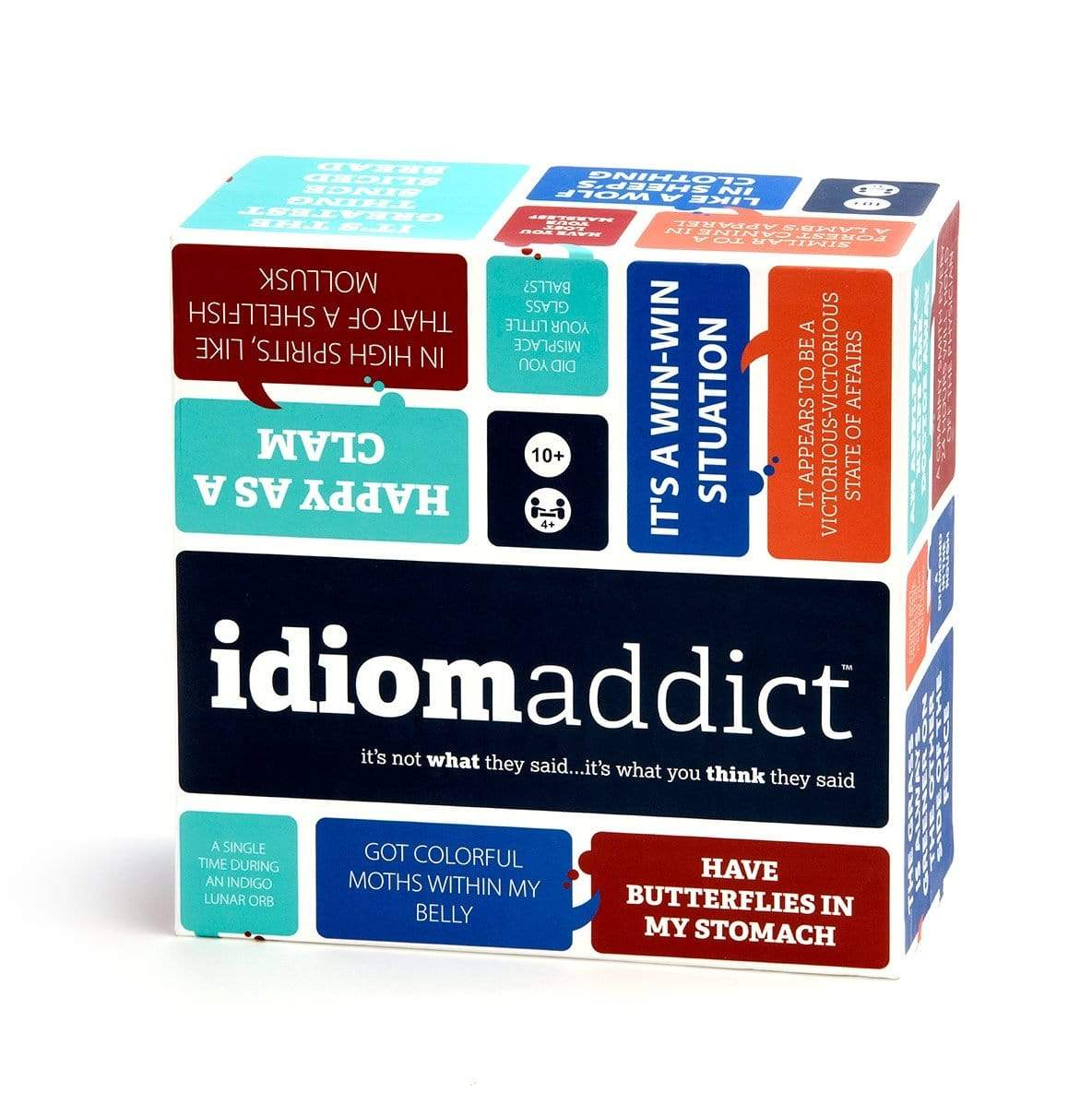 Idiom Addict The Good Game Co. Board Games