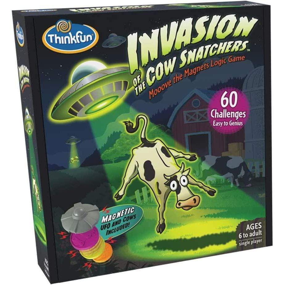 Invasion of the Cow Snatchers Thinkfun Board Games