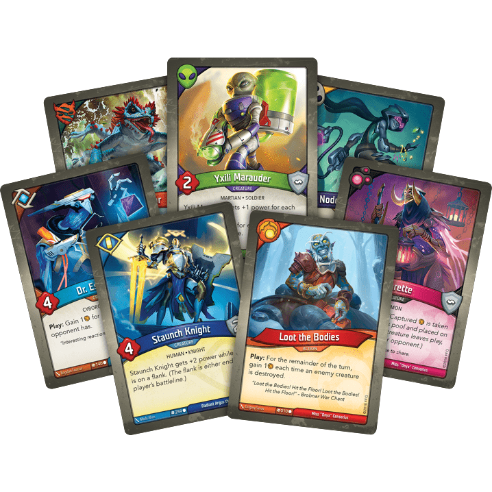 KeyForge: Call of the Archons deck Alliance Games Board Games