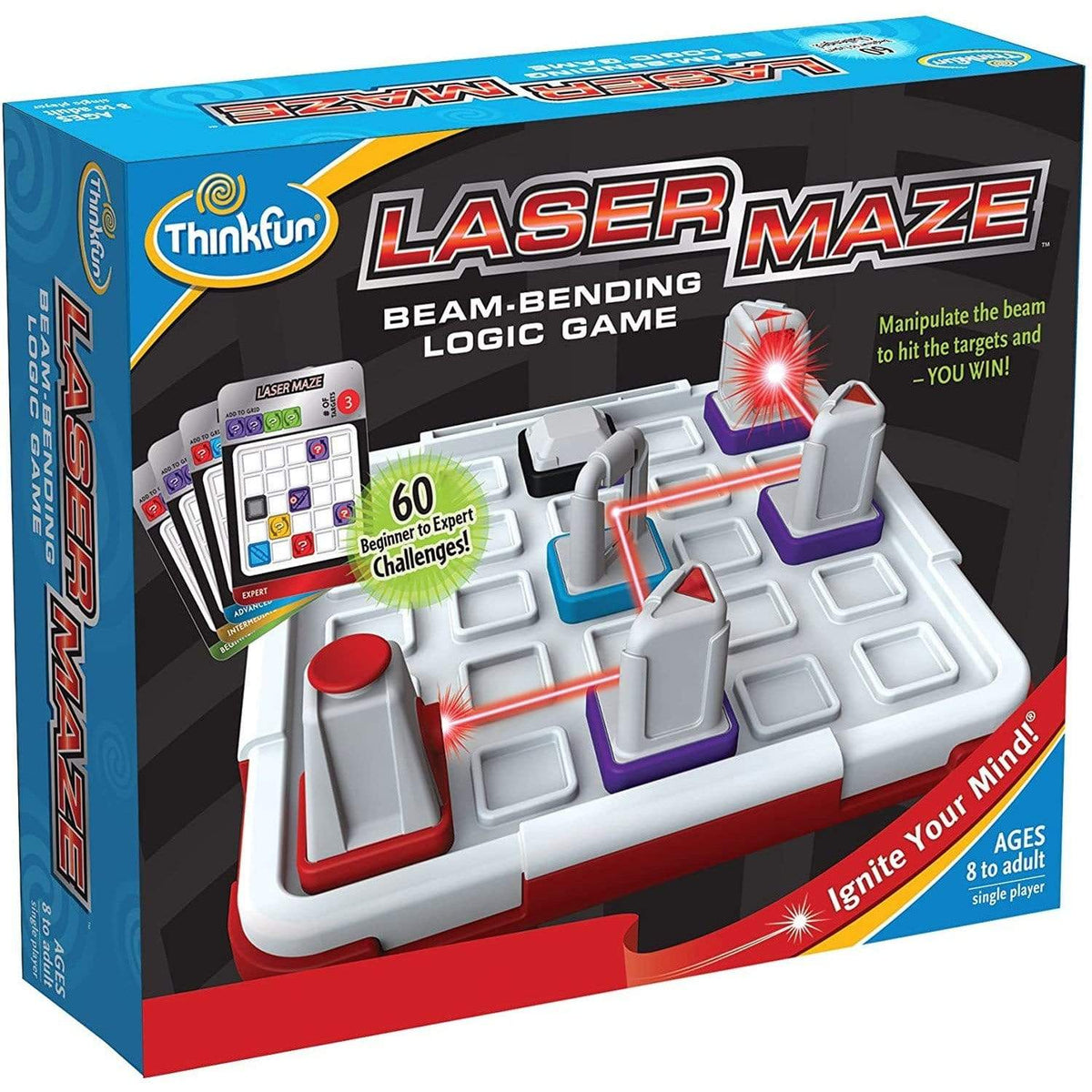 Laser Maze Thinkfun Board Games