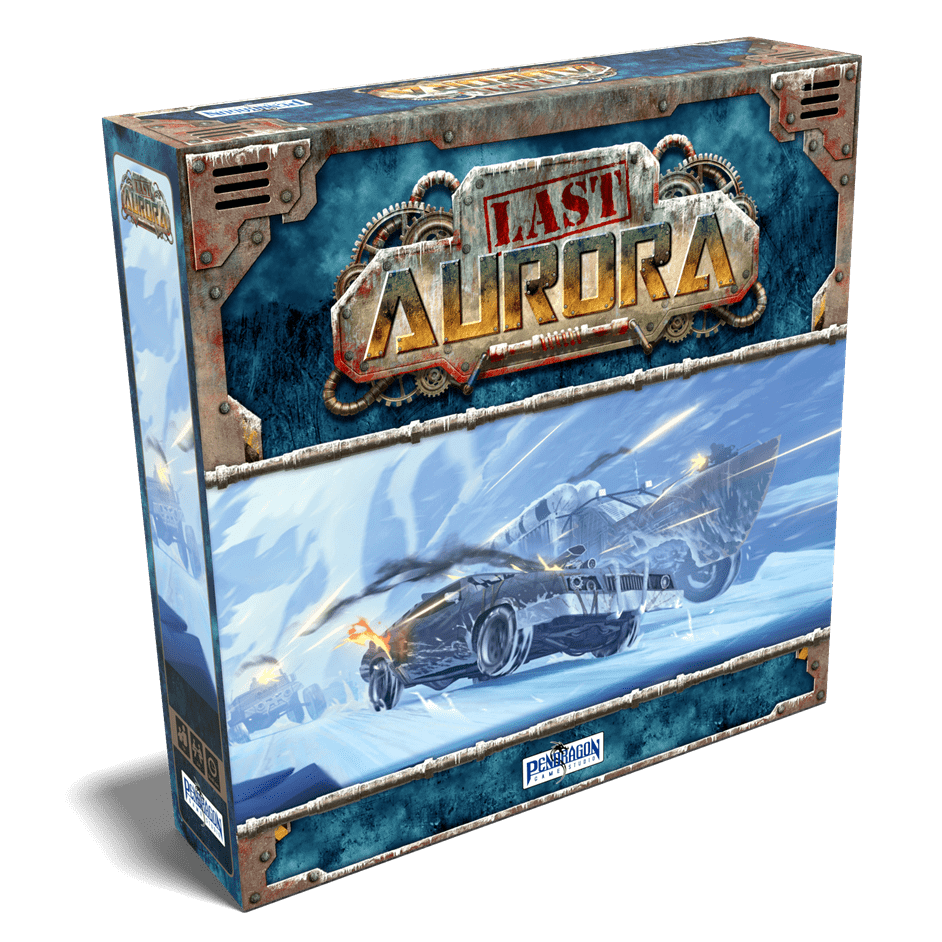 Last Aurora Alliance Games Board Games