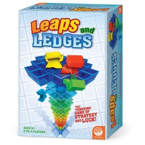 Leaps and Ledges Mindware Board Games
