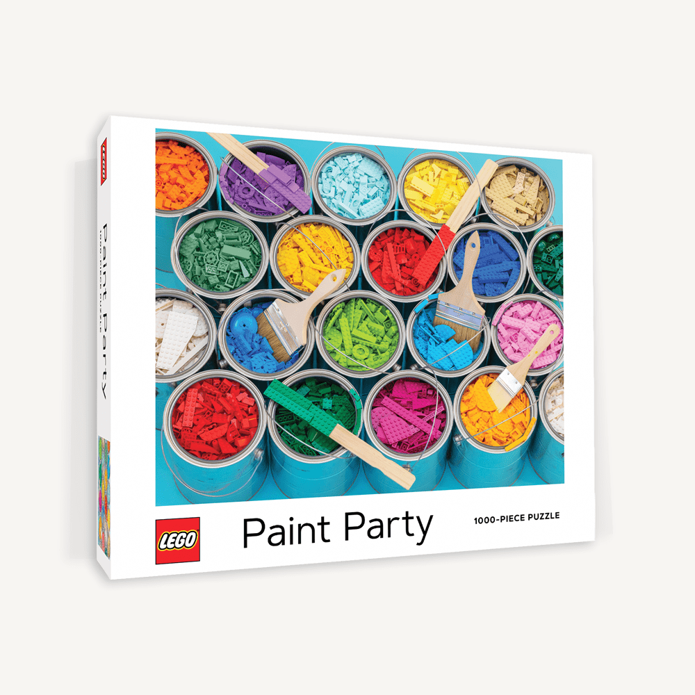 Lego Paint Party puzzle Mudpuppy Puzzles/Playthings