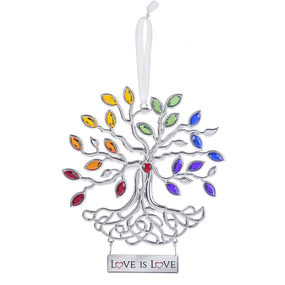 Love Is Love Tree Ornament Ganz Home Decor/Kitchenware