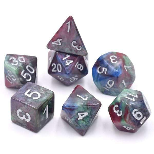 Marble dice set HD Dice / Hengda Mfg. Puzzles/Playthings