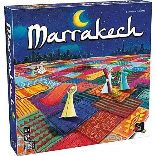 Marrakech Gigamic Games Board Games