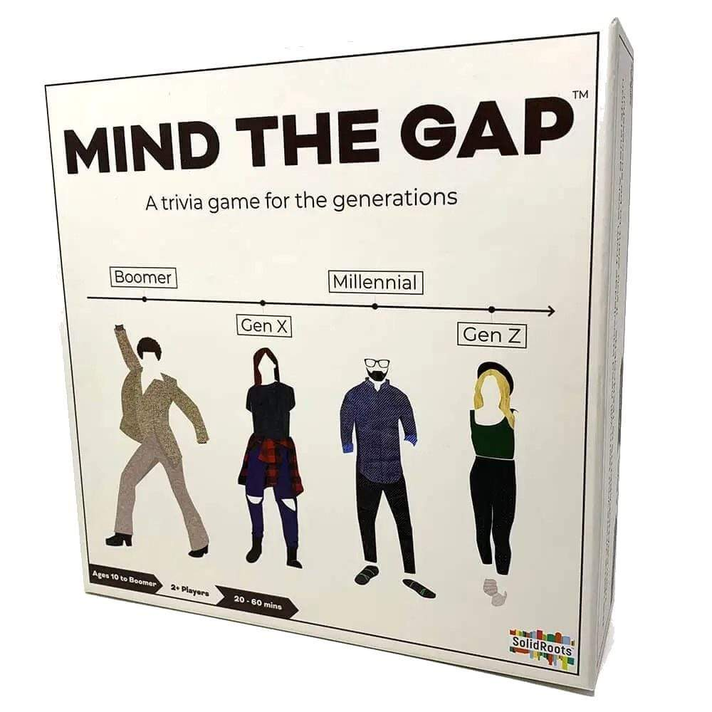 Mind The Gap Solid Roots Board Games