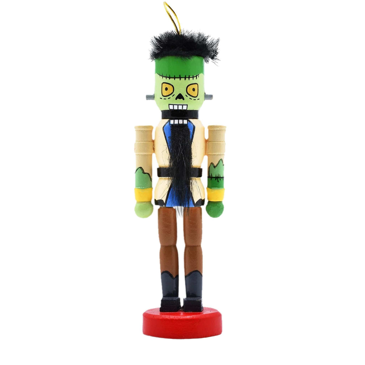 Monster Crackers Ornament - Frankie Flat Top Monster Crackers Home Decor/Kitchenware