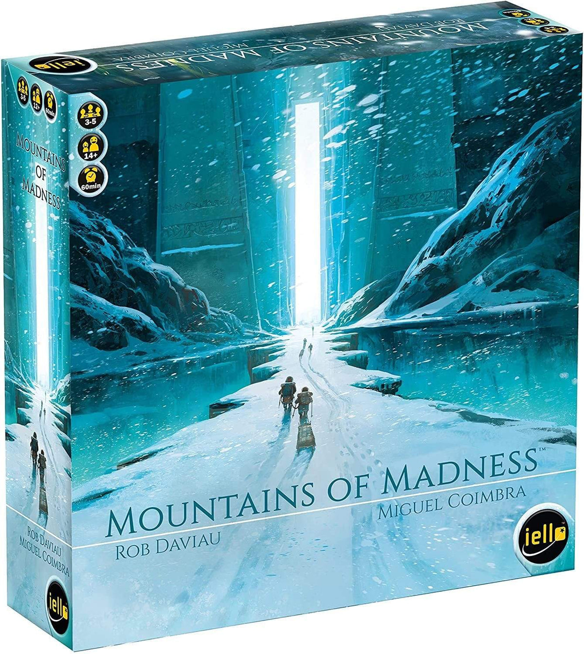 Mountains of Madness iello Board Games