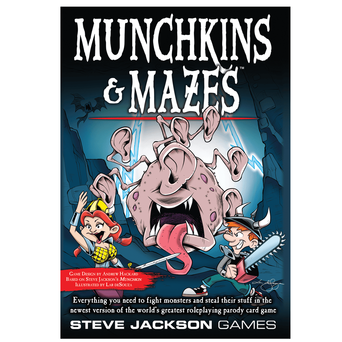 Munchkins & Mazes Alliance Games Board Games