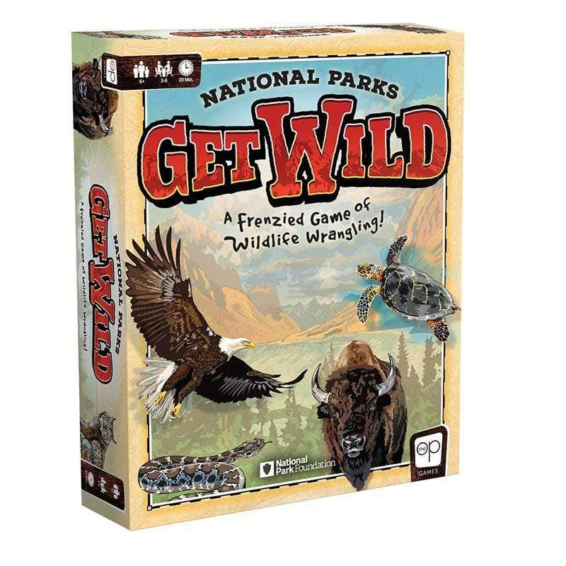 National Parks Get Wild Alliance Games Board Games