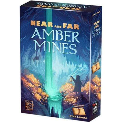 Near and Far: Amber Mines ACD Distribution Board Games