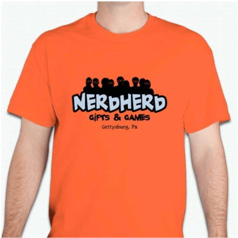 Nerd Herd shirt Nerd Herd Clothing/Accessories