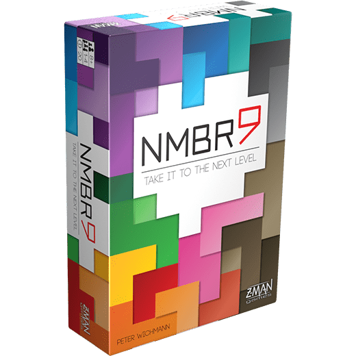 Nmbr 9 Asmodee Board Games