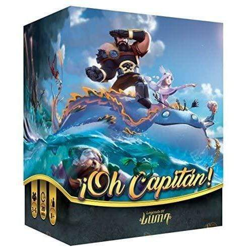 Oh Captain! ACD Distribution Board Games