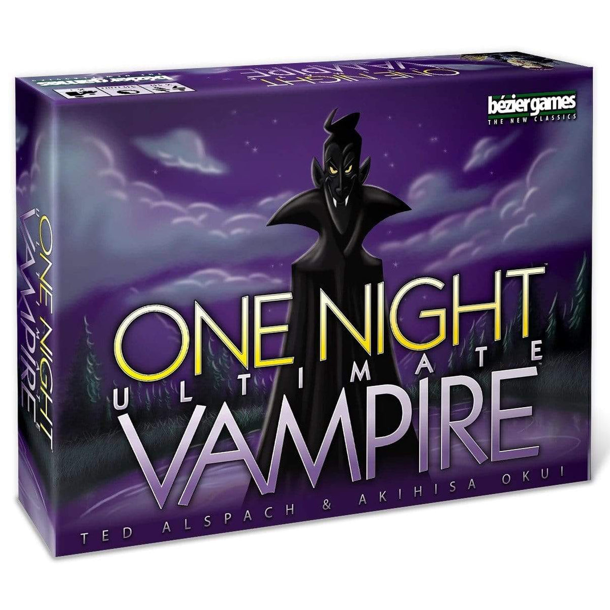 One Night Ultimate Vampire Bezier Games Board Games