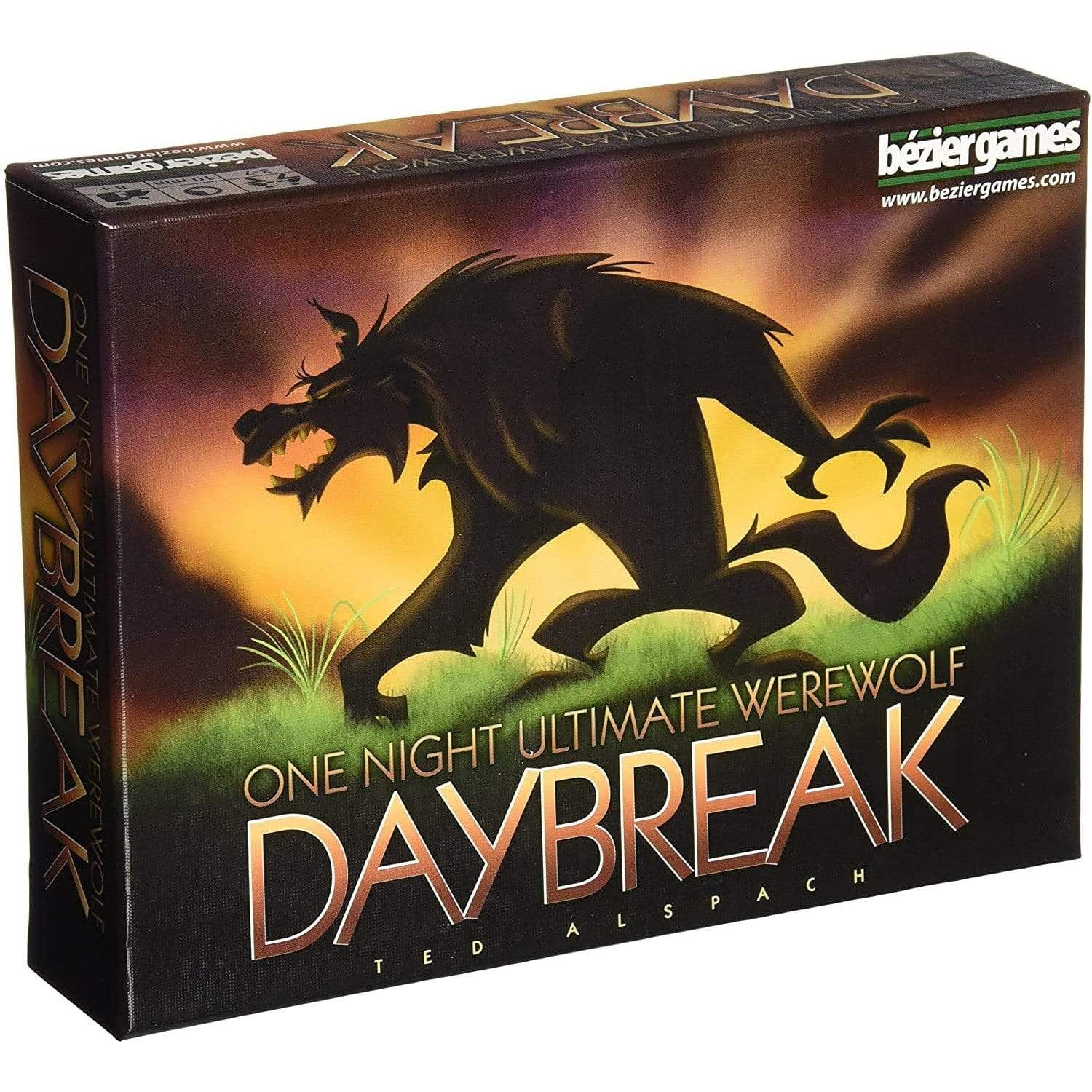 One Night Ultimate Werewolf Daybreak Bezier Games Board Games