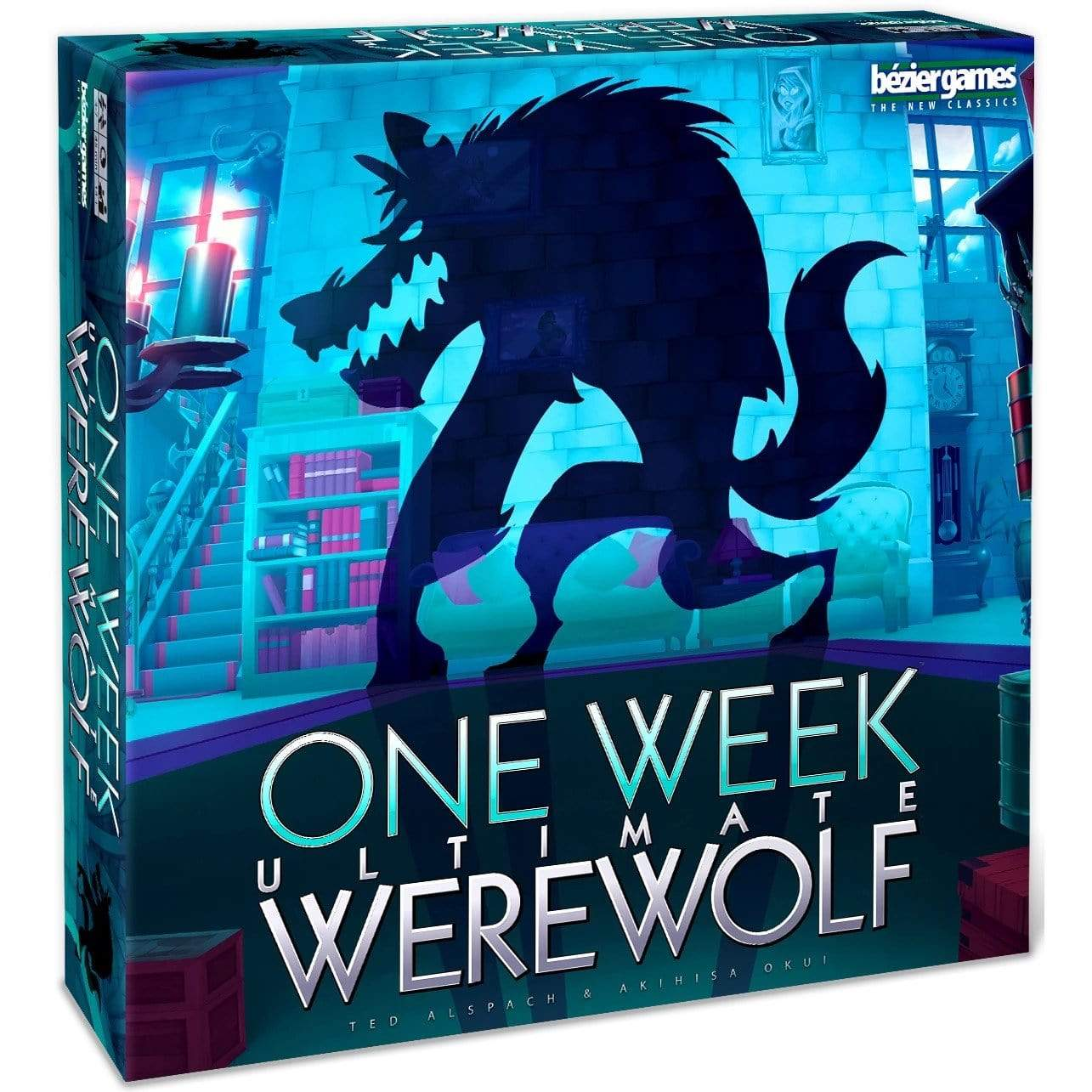 One Week Ultimate Werewolf Bezier Games Board Games